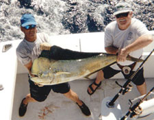 Key West deep sea fishing