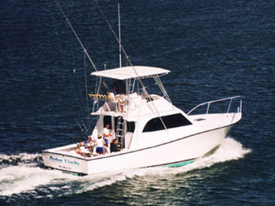Key west fishing photos catch fish aboard the outer for Key west fishing boats